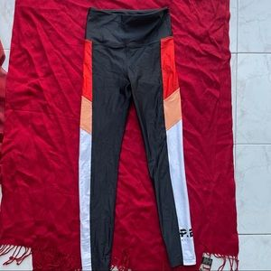 P.E Nation (xs) first limit leggings